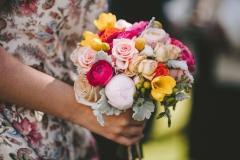 Bridesmaid bouquet 2