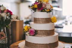 Cake blooms