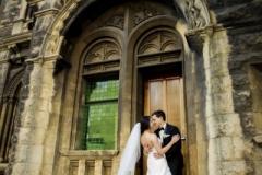 Melissa Adrian Formal Wedding