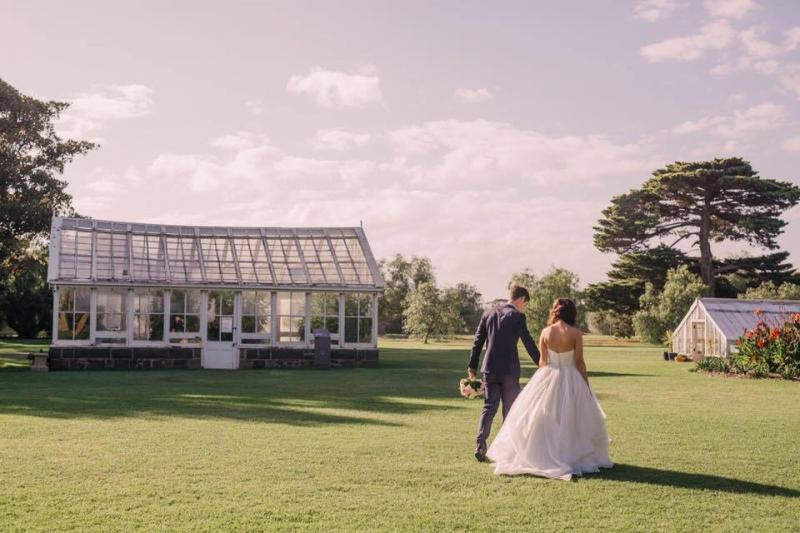 Melissa & Stuart wedding